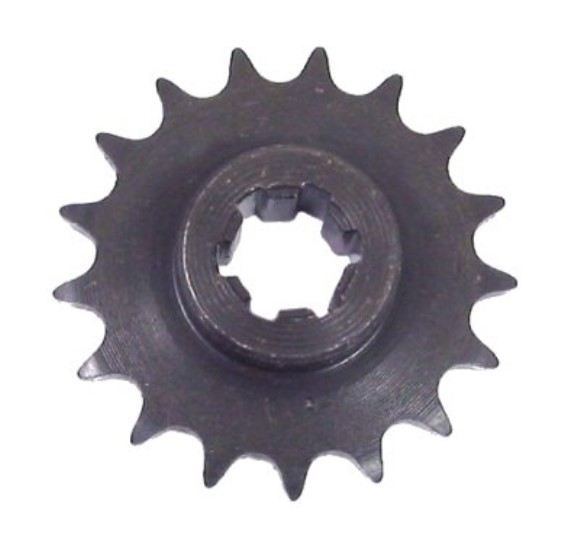 17 Tooth Front Sprocket BF05T, Part #127-22