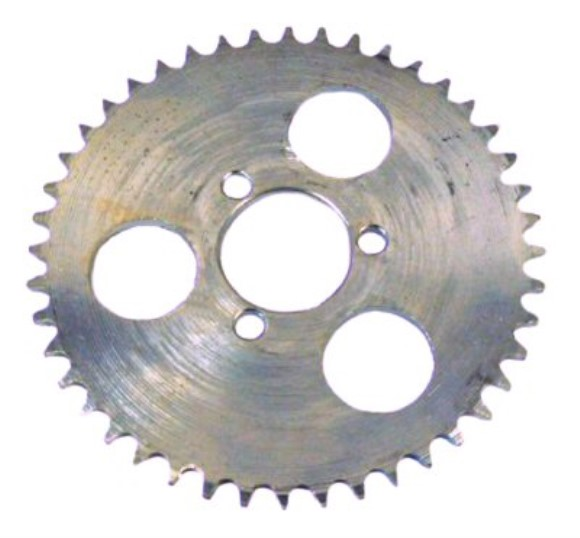 44 Tooth Rear Sprocket, Part #127-5