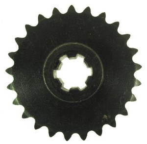 25 Tooth Front Sprocket, Part #127-8