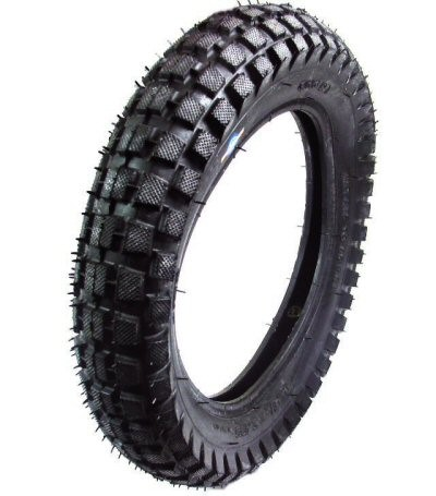12 1/2 x 2 3/4 Knobby Tire, Part #154-12