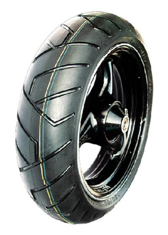 Vee Rubber 130/60-13 Tubeless Tire, Part #154-120