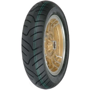 Vee Rubber 120/70-10 Tubeless Tire, Part #154-143