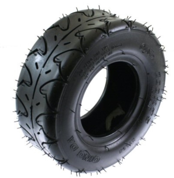 Qind Brand 200x75 Tire, Part #154-16
