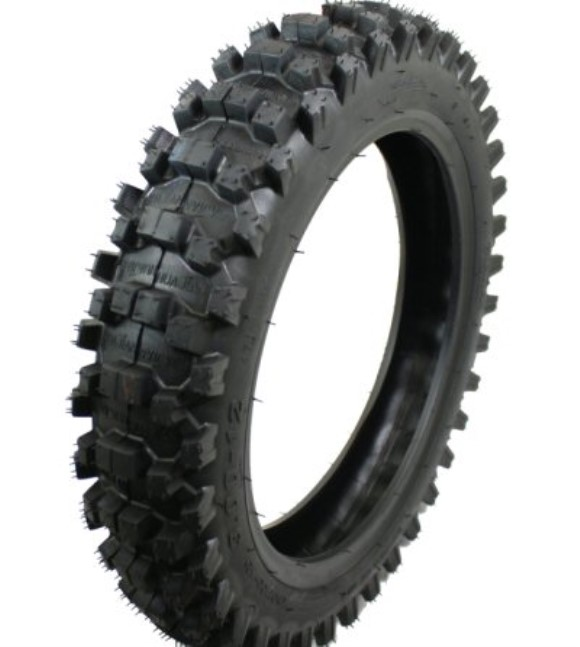 3.00-12 Knobby Dirt Bike Tire, Part #154-58