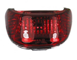 Rear Tail Light Assembly, Part #159-36