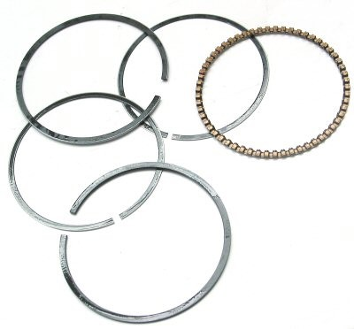 125cc GY6 Piston Rings, Part #164-91
