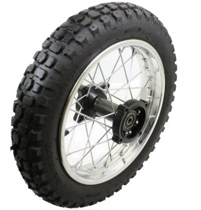 "12"" Dirt Bike Wheel, Part #143-8"