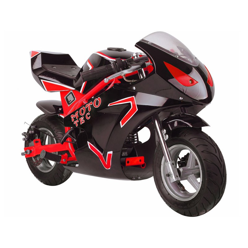 MotoTec Gas Pocket Bike GT 49cc 2-Stroke