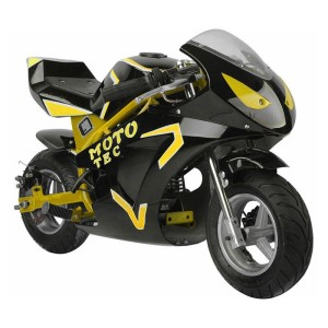 49cc Gas Pocket Bike MotoTec GT