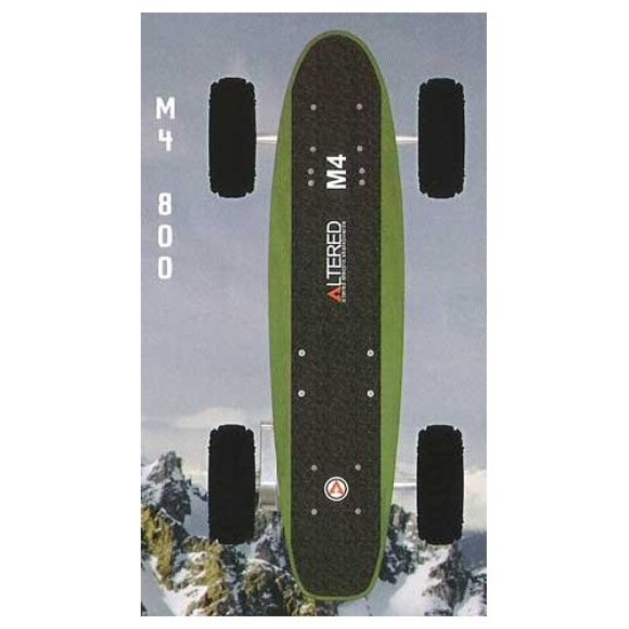 Altered Electric Skateboards M4800 All-Terrain