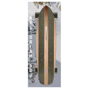 Altered Electric Skateboards Big Dream 600 Premium