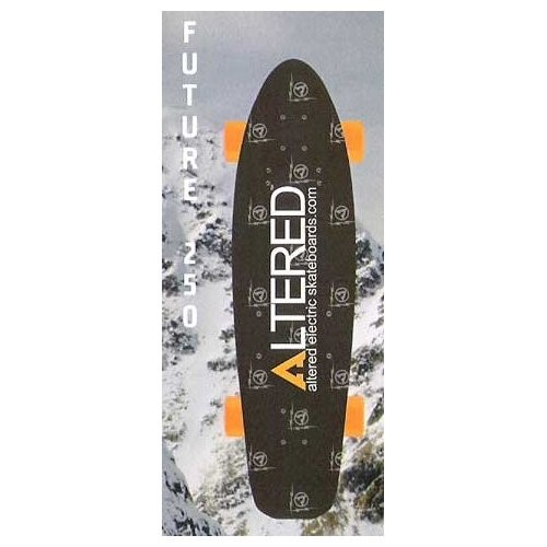 Altered Electric Skateboards Future 250 Electric Skateboard