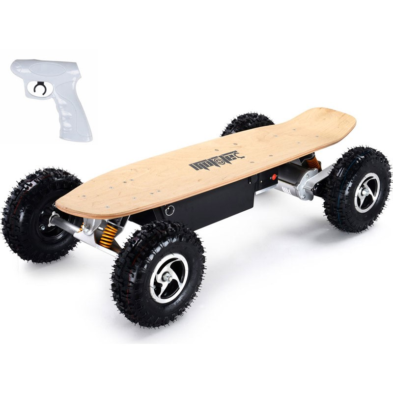MotoTec 1600w Dirt Electric Skateboard MT-SKT-1600