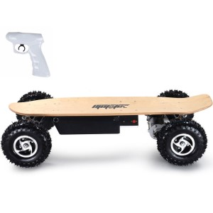 MotoTec 1600w Dirt Electric Skateboard