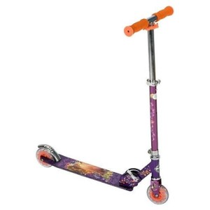Huffy Disney Fairies Pixiedust Folding Scooter