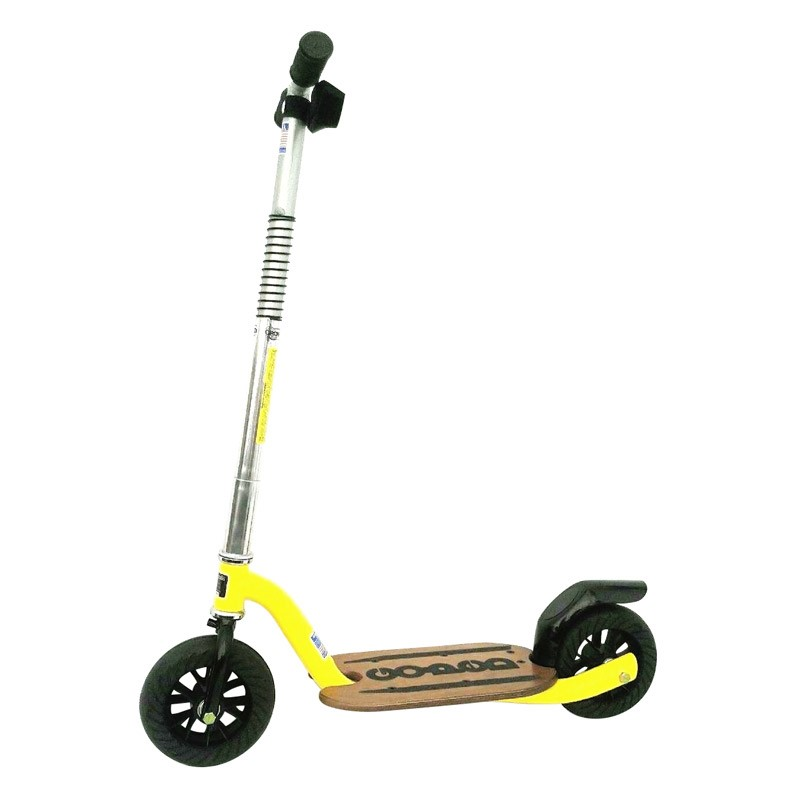 Go-Ped Grow-Ped Push Scooter yellow