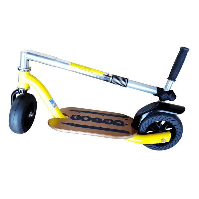 Go-Ped Grow-Ped Push Scooter folded