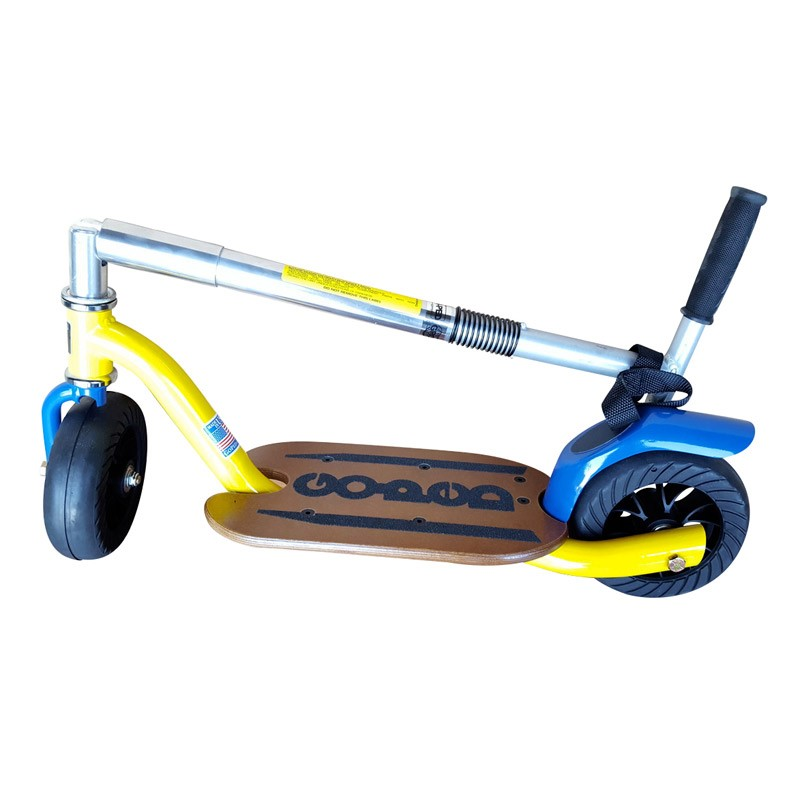 Go-Ped Grow-Ped Kick Scooter folded