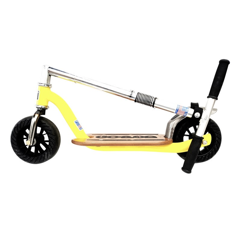 GoPed Grow-Ped Kick Scooter folded