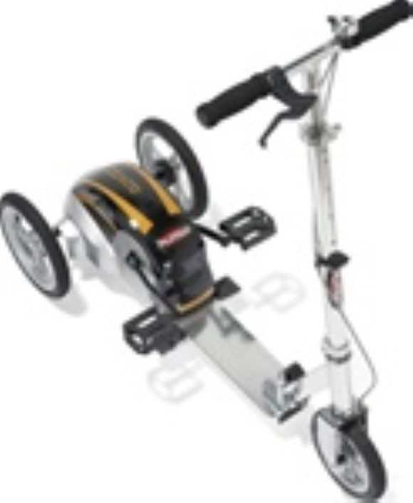 Pumgo Fitness Scooter (M-101x)