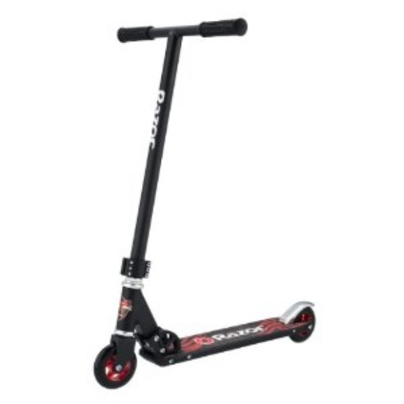 Razor Black Label Edition Pro DLX Scooter