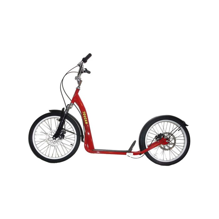 "Toucan 12"" Kick Bike Scooter"