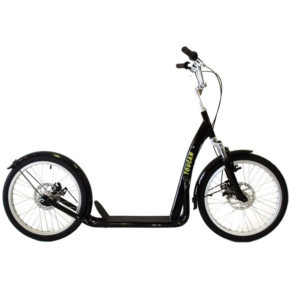 "Toucan 20"" Suspension Kick Bike Scooter"