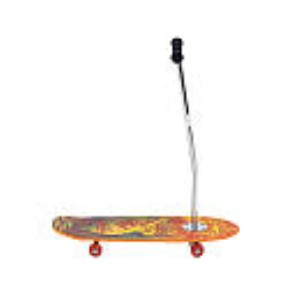 Rallye Boys Scooterboard with Bar