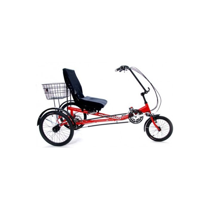 Mission Semi Recumbent Adult Tricycle