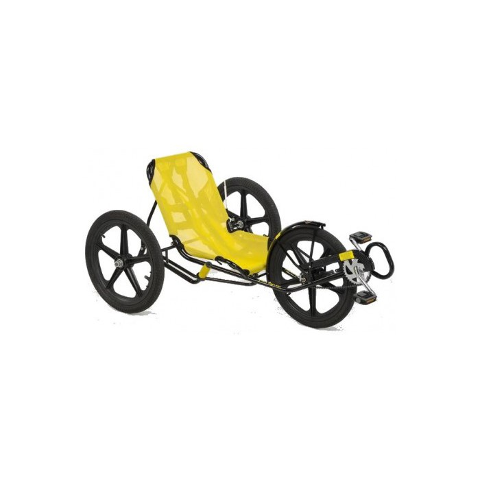"Trailmate Banana Peel 16"" Teen Recumbent"
