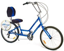 Day6Bicycles Dream 21 Speed Recumbent Bicycle