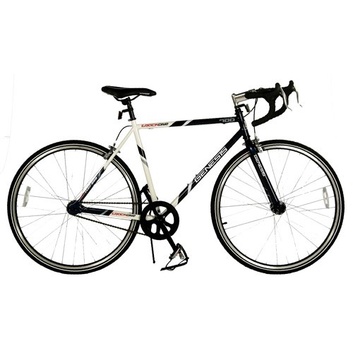 Genesis 700C Mens Fixed-Speed Track Bicycle