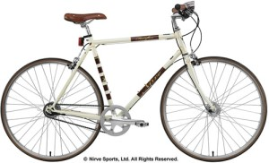 Nirve Sports Fairfax Men's Commuting 8-Speed Road Bike
