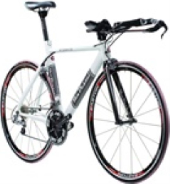 Van Dessel All Systems Go Triathlon / Time Trial Bike