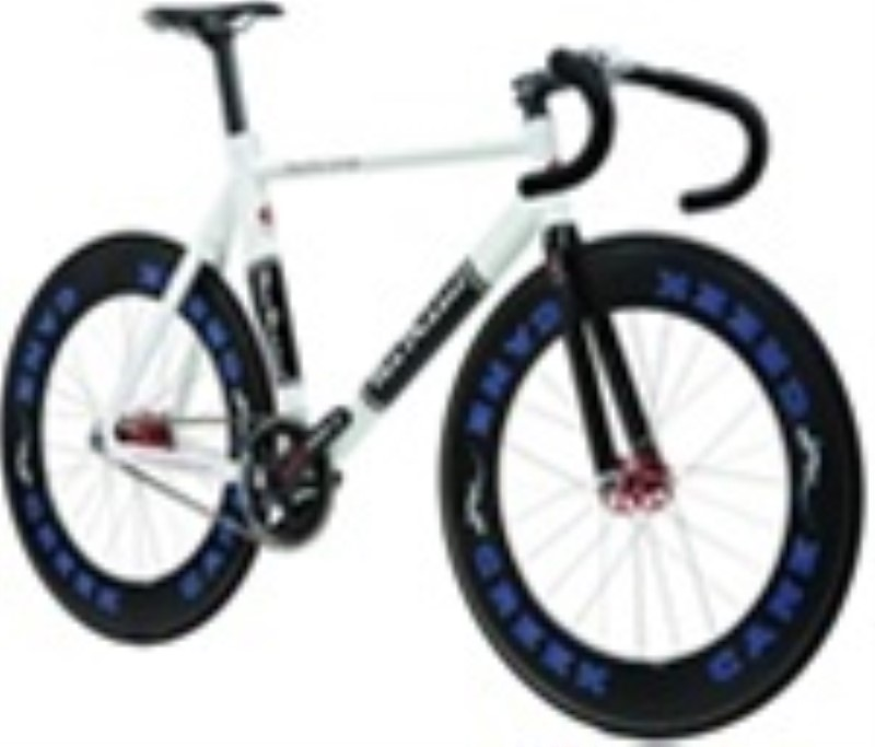 Van Dessel The Drag Strip Courage Track Bike - VanDessel Road Bikes ...