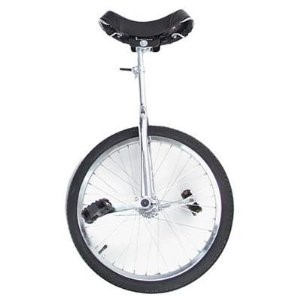 Ramiko Unicycle - 24 Inch Wheel - BY-904C/24