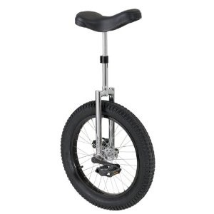 Avenir Mountain Bike Unicycle (20-Inch Wheel)