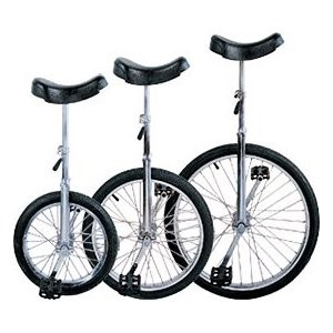 24 in. Torker Unicycle