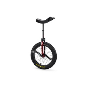 "Torker Unistar DX 20"" Unicycle - Black"