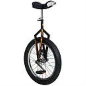 Mongoose Squid 20 inch Boys Unicycle