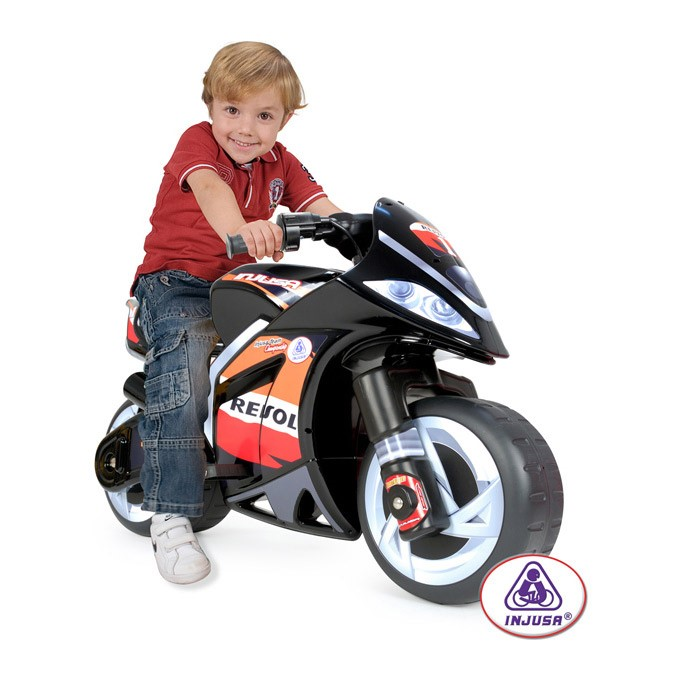 Injusa Repsol Wind Motorcycle 6v Inj-6461
