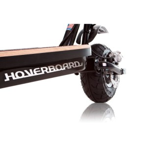 Go-Ped ESR750H Hoverboard Electric Scooter rear