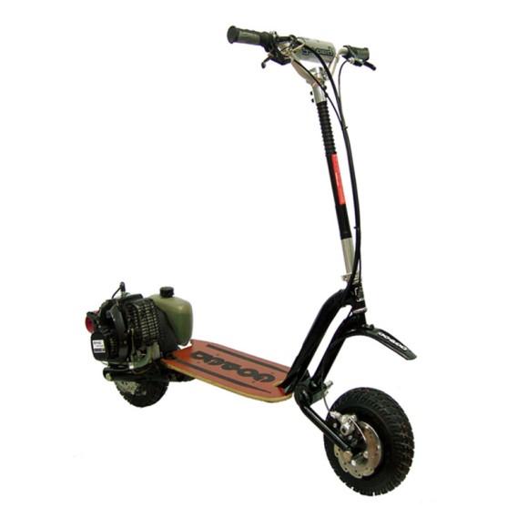Reviews Of Go Ped Gtr46i Trail Ripper Interceptor Gas Scooter