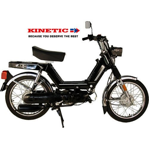 Kinetic TFR Mopeds