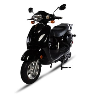 The Electric XM-3150 Luxury Electric Moped