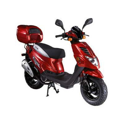Manco Matrex 49cc Electric Start Motor Scooter