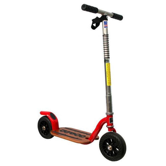 Go-Ped Grow-Ped Kick Scooter red