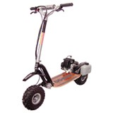 Go-Ped Gas Scooters