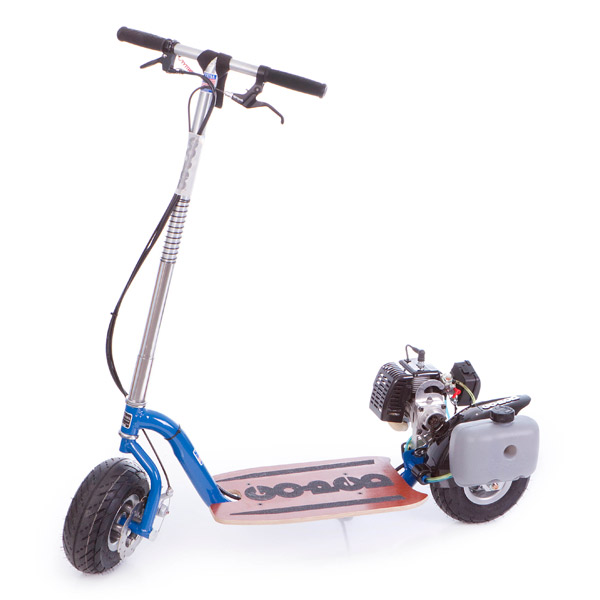 The Best Gas Scooters